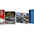 Bookshelf Round Up: Challenges, a Classic Lotus, Minis and Group C!